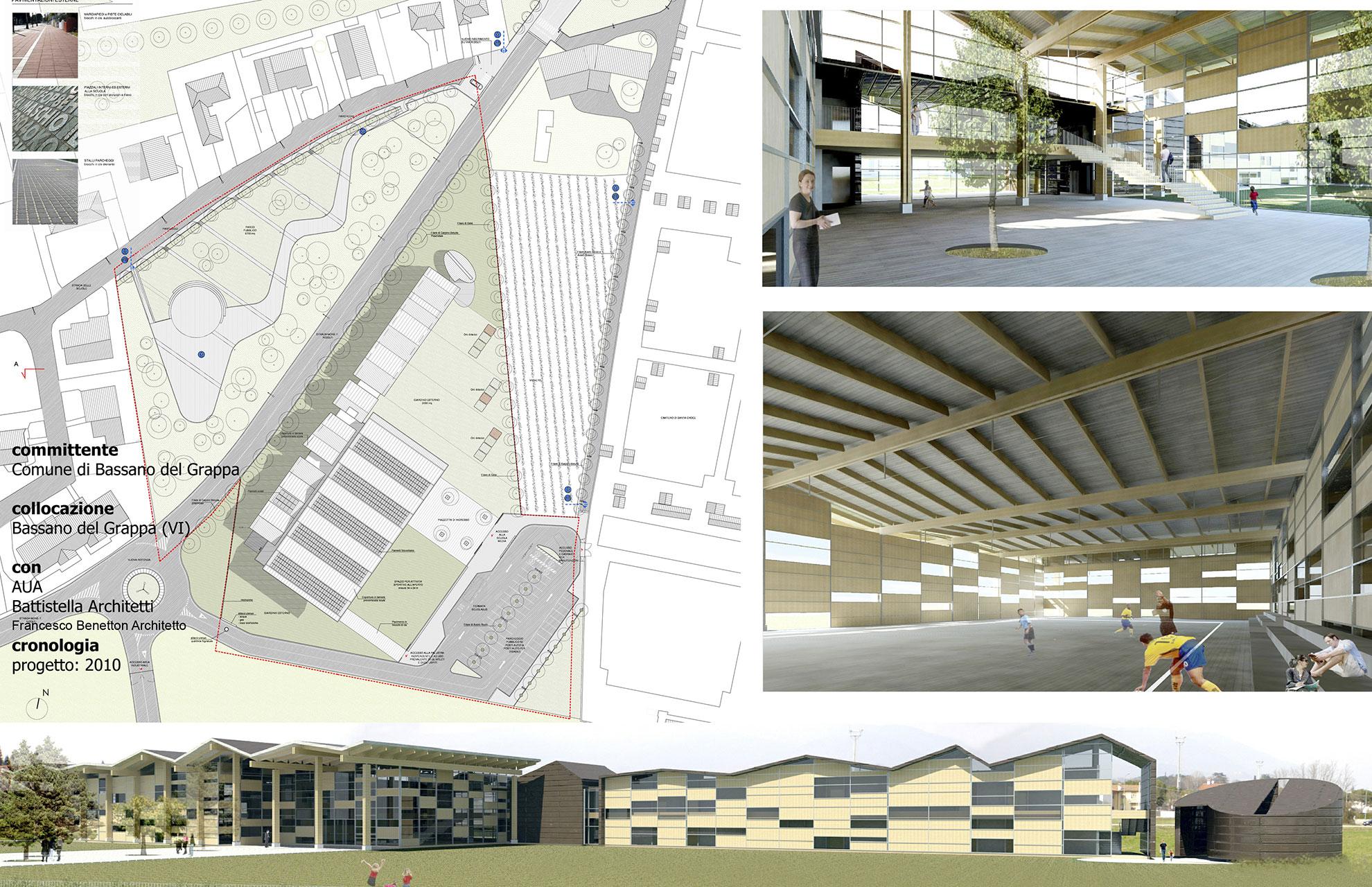 Architetto Bassano Del Grappa architetto francesco benetton - gallery concorsi